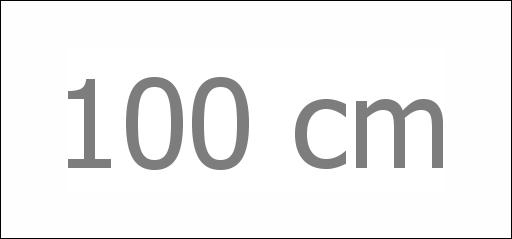 Šířka 100