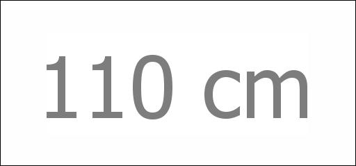 Šířka 110