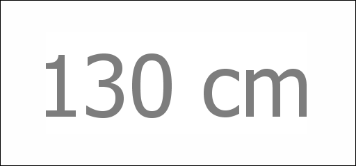 Šířka 130