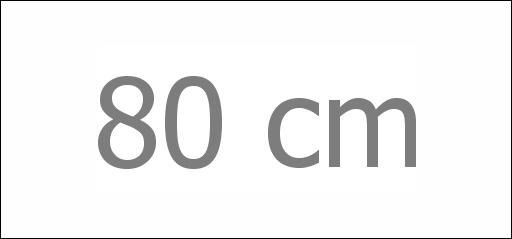 Šířka 80