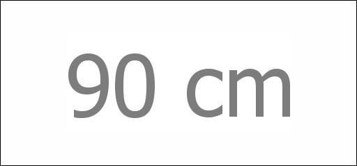 Šířka 90