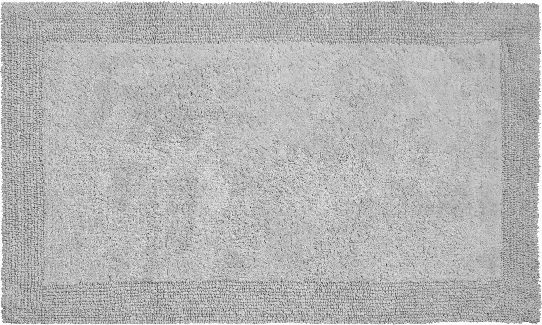 Oboustranná bavlněná předložka LUXOR šedá