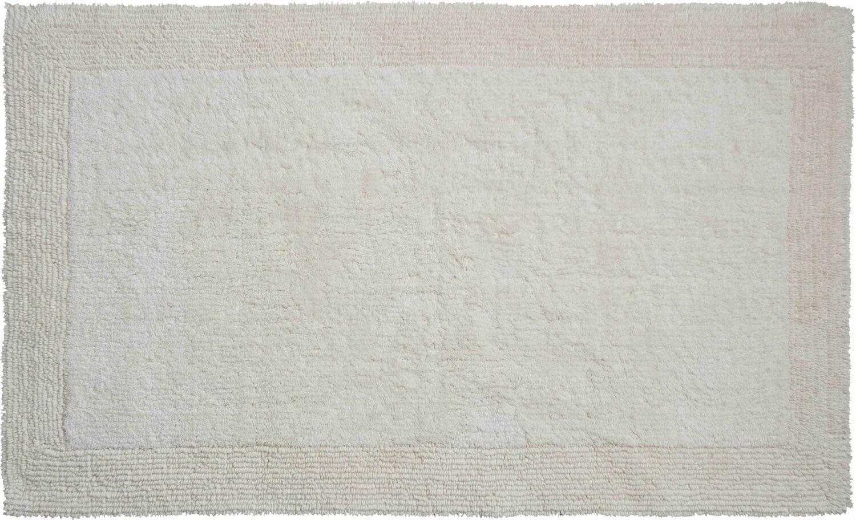Přírodní oboustranná koupelnová předložka z bavlny Luxor - Grund