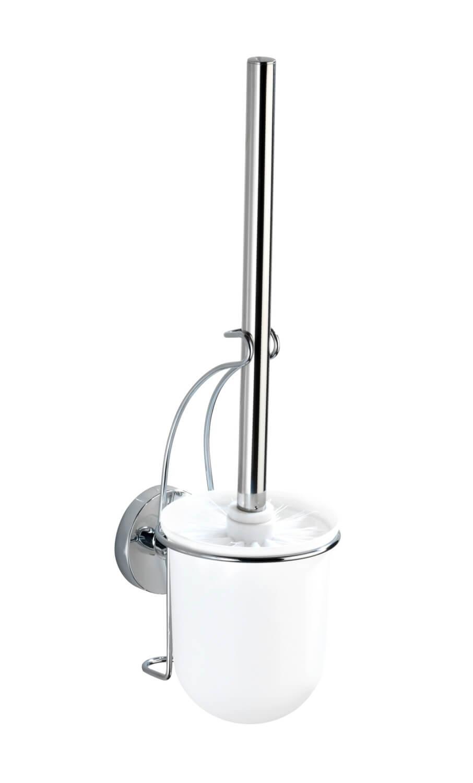 BEZ VRTÁNÍ VacuumLoc MILAZZO - WC štětka lesklá z20898100