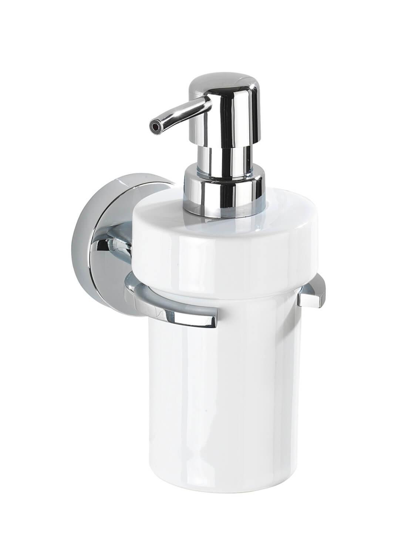 BEZ VRTÁNÍ VacuumLoc CAPRI - Dávkovač mýdla, bílý z22315100