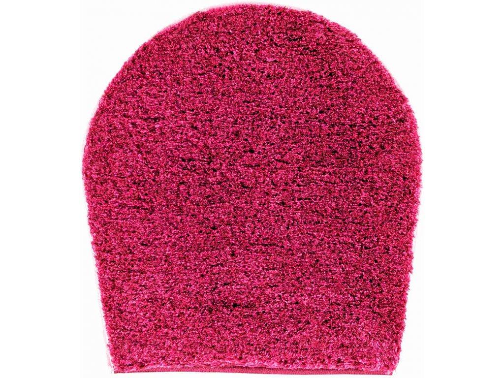 Koupelnová předložka růžová, Polyakryl UltraSoft, LEX