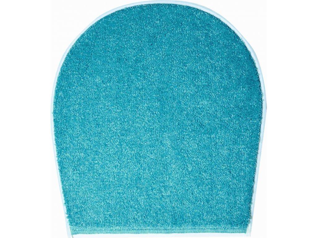 Koupelnová předložka modrá, Polyakryl SuperSoft, WINGS