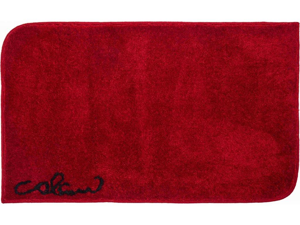 Koupelnová předložka červená, Polyakryl UltraSoft, Colani 40, b2426-794007, 8590507214328, 63