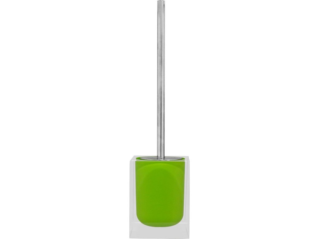CUBE - WC štětka, zelená, z22280405, 8590507326151, 64