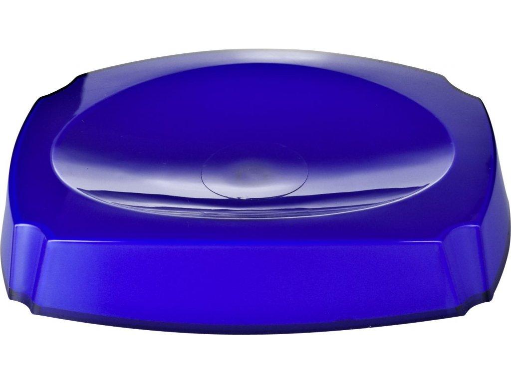 NEON - Miska na mýdlo, modrá, z22020303, 8590507326694, 64