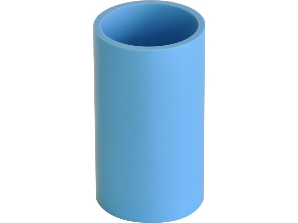 PICCOLO - Kelímek na kartáčky, světle modrý, z22250103, 8590507327134, 64