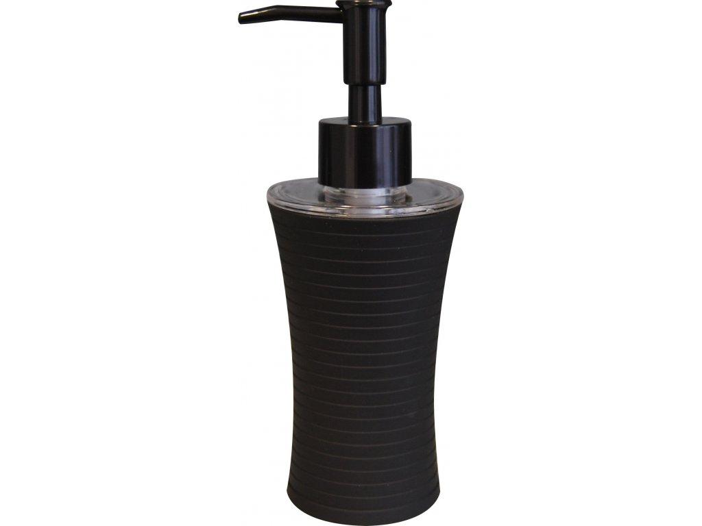 TOWER - Dávkovač mýdla, černý, z22200510, 8590507327547, 64