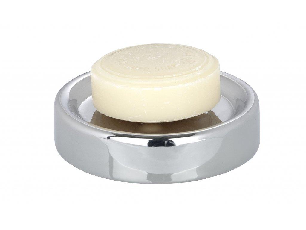 POLARIS - Miska na mýdlo, kovově lesklá, z19894100, 4008838198940, 64