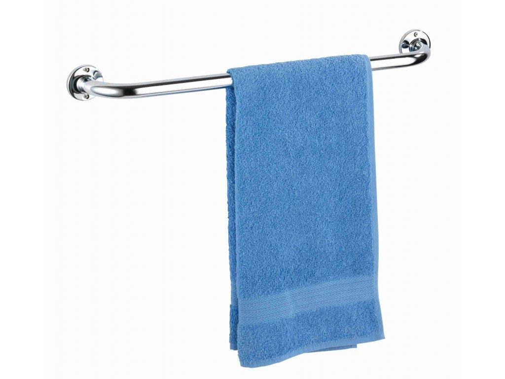 BASIC - Věšák na ručníky, nerez, z17882100, 4008838178829, 64