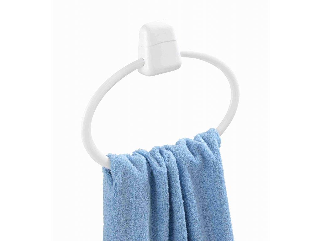 PURE - Věšák na ručníky, bílý, z17945100, 4008838179451, 64
