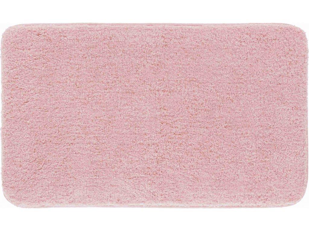 Koupelnová předložka růžová, Polyakryl UltraSoft, MELANGE