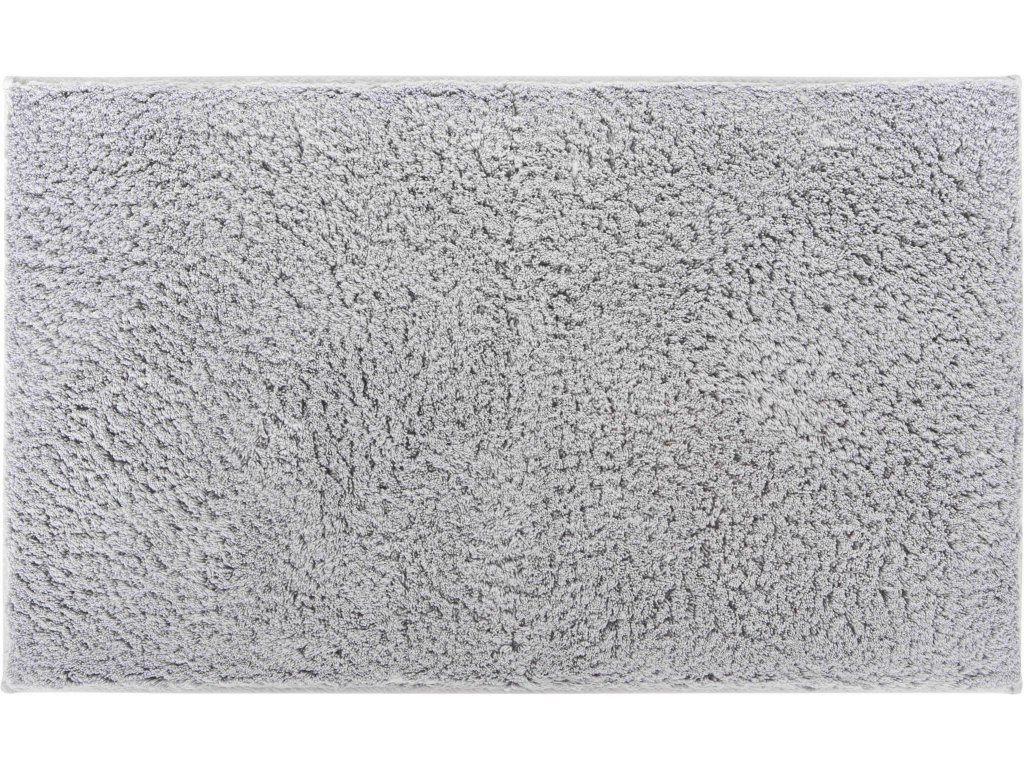 Koupelnová předložka šedá, Bavlna, NAVONA