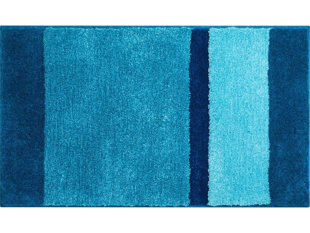 Koupelnová předložka modrá;tyrkysová, Polyakryl SuperSoft, ROOM