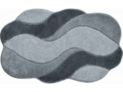 Koupelnová předložka šedá, Polyakryl UltraSoft, CARMEN, b2048-794115, 8590507140658, 63