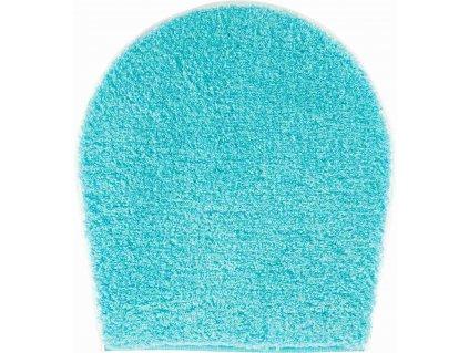 Koupelnová předložka modrá, Polyakryl UltraSoft, LEX