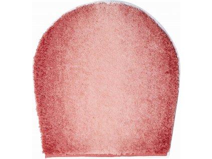 Koupelnová předložka růžová, Polyakryl SuperSoft, MOON