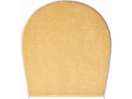 Koupelnová předložka žlutá, Polyakryl ExtraSoft, FANTASTIC