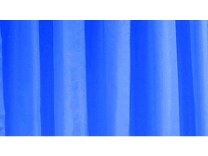 VERONA - Sprchový závěs 120x200 cm, ultramarínový