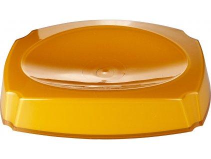 NEON - Miska na mýdlo, oranžová, z22020314, 8590507326731, 64