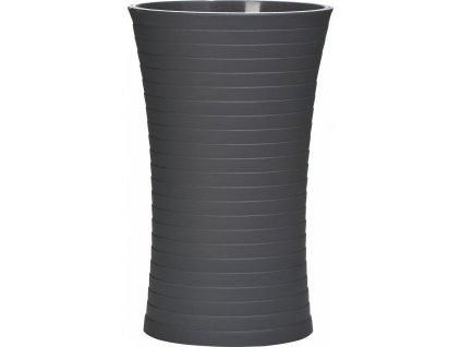 TOWER - Kelímek na kartáčky, černý, z22200210, 8590507327455, 64