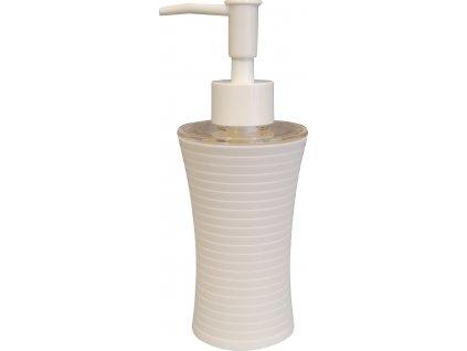 TOWER - Dávkovač mýdla, bílý, z22200501, 8590507327530, 64