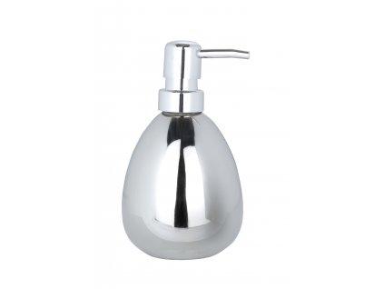 POLARIS - Dávkovač mýdla, kovově lesklý, z19892100, 4008838198926, 64