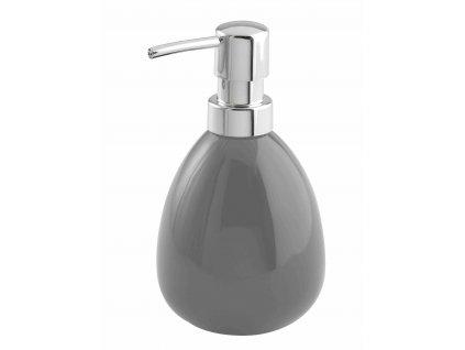 POLARIS - Dávkovač mýdla, šedý, z20387100, 4008838203873, 64