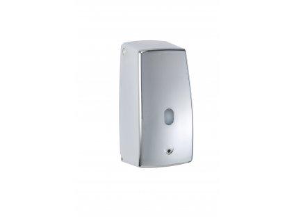 TREVISO - Bezdotykový dávkovač mýdla, kovově lesklý, z18417100, 4008838184172, 64