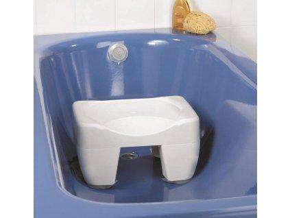 SECURA - Stolička do vany, bílá, z7336100, 4008838733615, 64