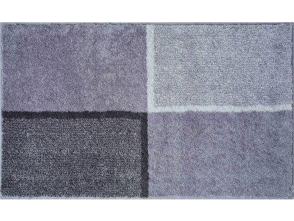 Koupelnová předložka šedá, Polyakryl SuperSoft, DIVISO
