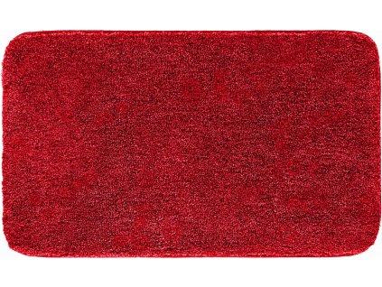 Koupelnová předložka červená, Polyakryl UltraSoft, MELANGE