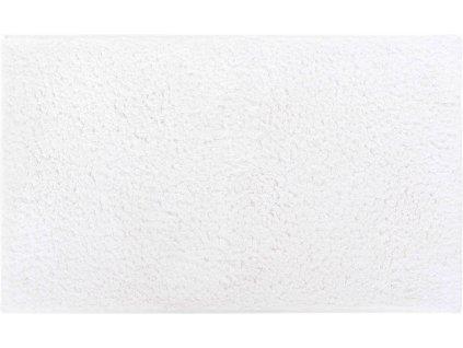 Koupelnová předložka bílá, Bavlna, NAVONA
