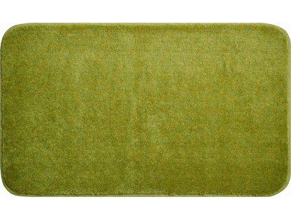 Koupelnová předložka zelená, Polyakryl ExtraSoft, FANTASTIC
