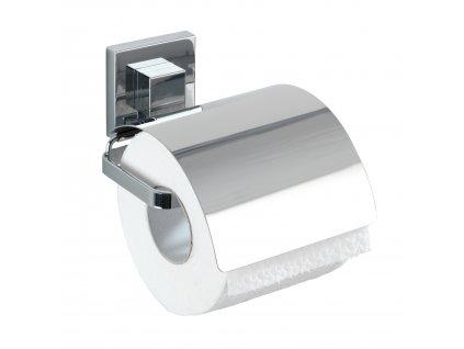 BEZ VRTÁNÍ VacuumLoc QUADRO - Držák toaletního papíru, nerezový