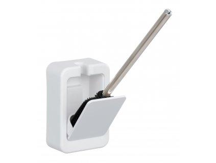 BEZ VRTÁNÍ StaticLoc OSIMO - Speciální WC štětka, bílá