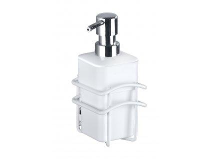 BEZ VRTÁNÍ Classic Plus - Dávkovač mýdla, bílý