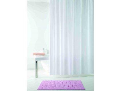 ALLURA - Sprchové závěsy bílé