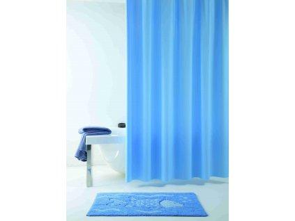 ALLURA - Sprchové závěsy modré