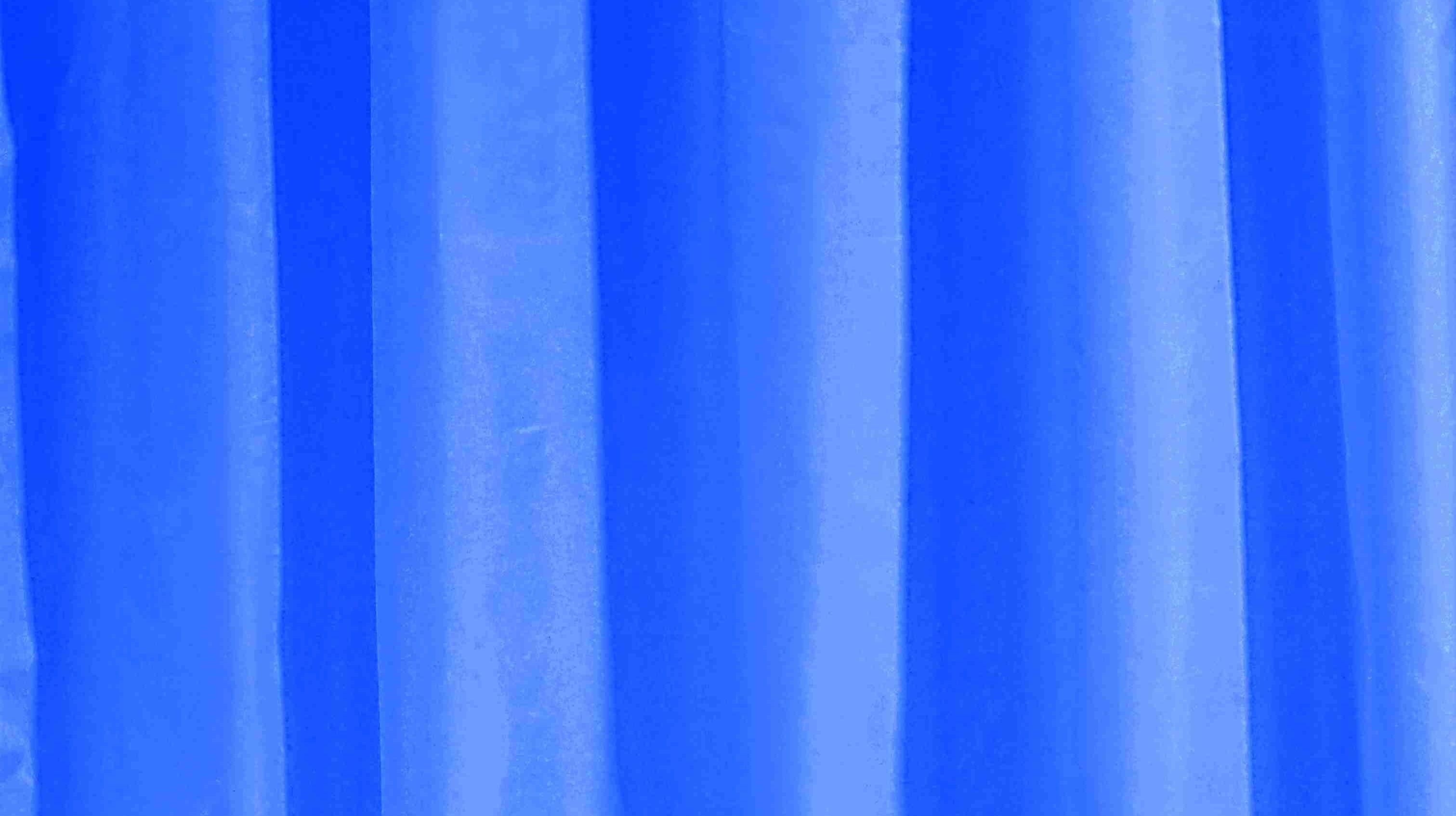 GRUND Sprchový závěs VERONA modrý 180x200 cm