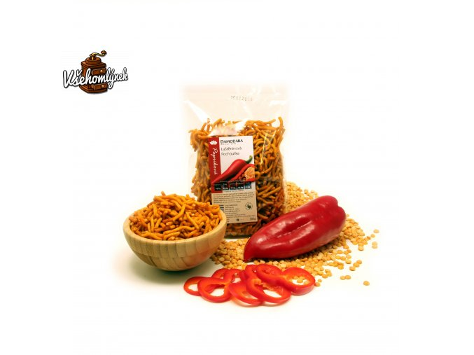 pochoutka paprika