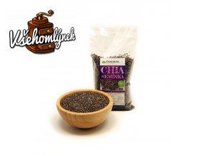 surovina chia seminka