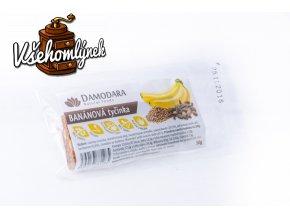 Tyčinka - Banánová s kardamonem - 50g