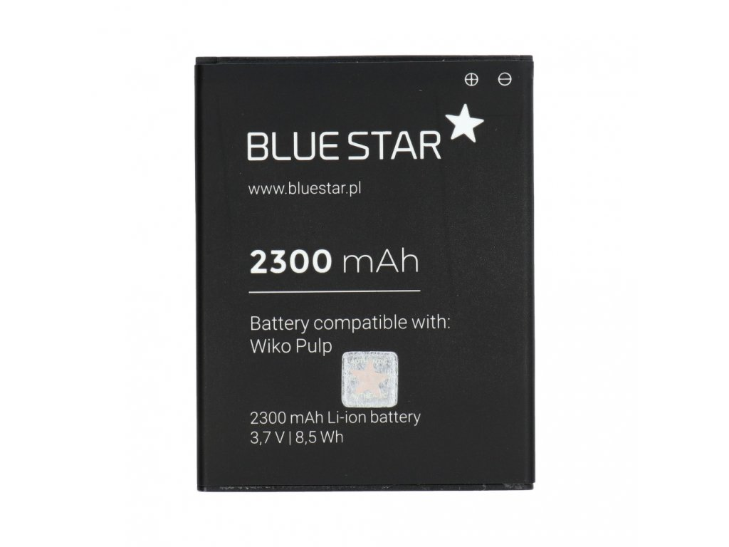72266 1 baterie 2300 mah li ion blue star pro wiko pulp