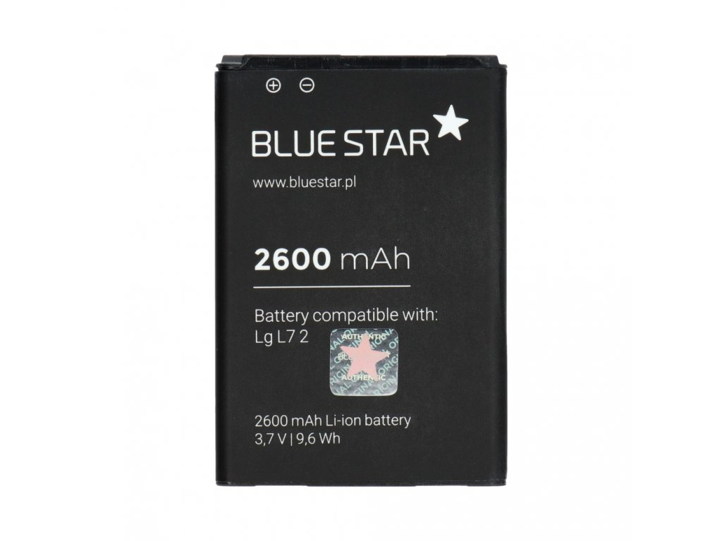 22873 baterie 2600mah lg l7 ii blue star nahrada za bl 59jh