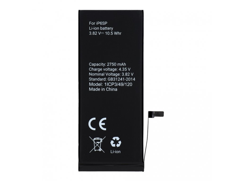 86307 baterie apple iphone 5s 1560 mah polymer